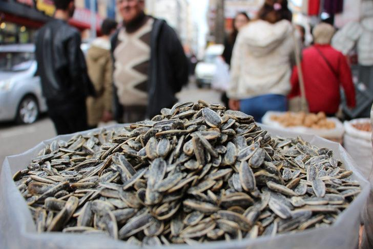 Siyah Çin çekirdeği piyasayı istila etti
