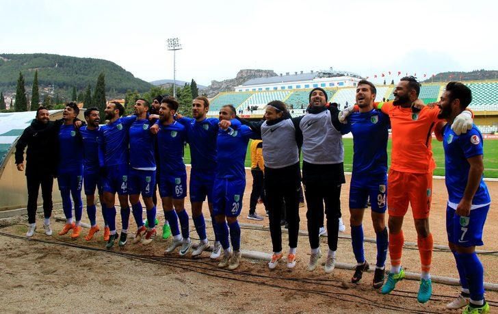 Bodrumspor 4 - 2 Ankaragücü (Ziraat Türkiye Kupası)