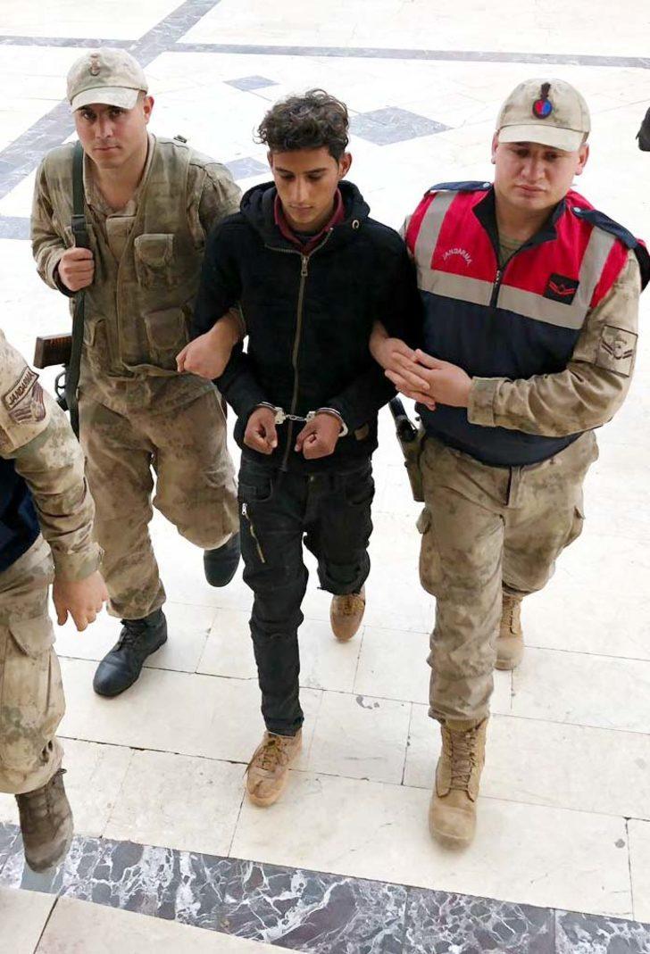 Akçakale'de yakalanan terörist tutuklandı
