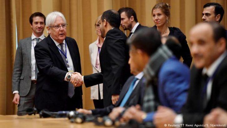 Stockholm'deki Yemen barış görüşmelerinde ilk uzlaşı
