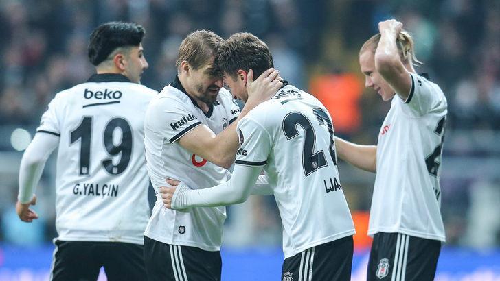 Alanyaspor - Beşiktaş maçının muhtemel 11'leri