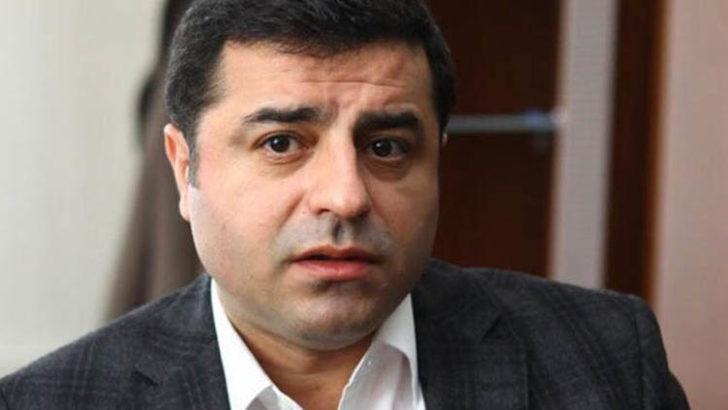 Selahattin Demirtaş'ın itirazı için karar verildi!
