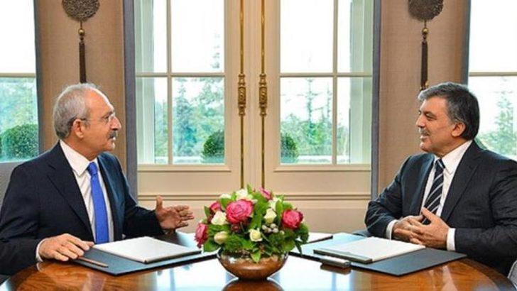 Ankara kulisleri bunu konuşuyor: Abdullah Gül ile görüştü!