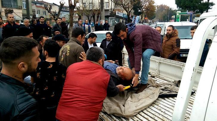 Yaralının kamyonetle hastaneye kaldırılması olayına ilişkin valilikten açıklama