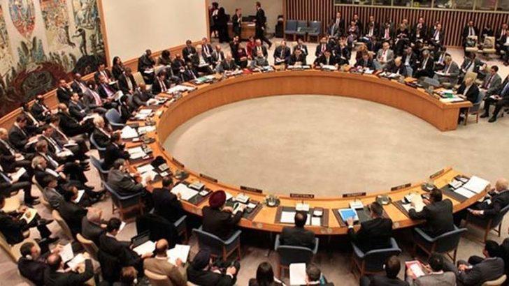 BMGK, ABD'nin Hamas'ın kınanmasını isteyen karar tasarısını reddetti