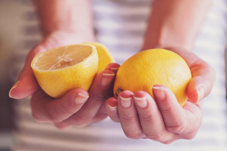 Limon emebilirsiniz