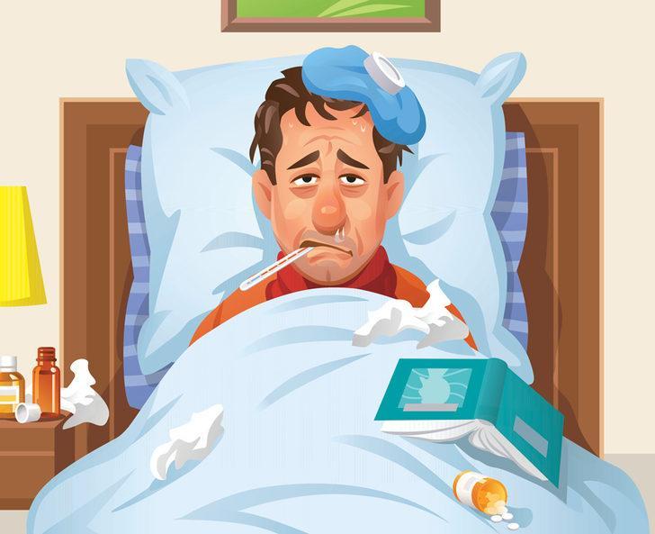 Hazır Olun Salgın Dönemi Başlıyor: Grip Nasıl Geçer 87