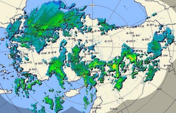 Meteoroloji'den Marmara için kar yağışı uyarısı! İşte son hava durumu