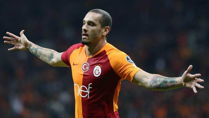 """Maicon, Galatasaray'a veda etti: """"Kalbimin en güzel yerindesiniz"""""""