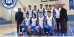 Özel Yeni Hamle Koleji'nin basketbol başarısı