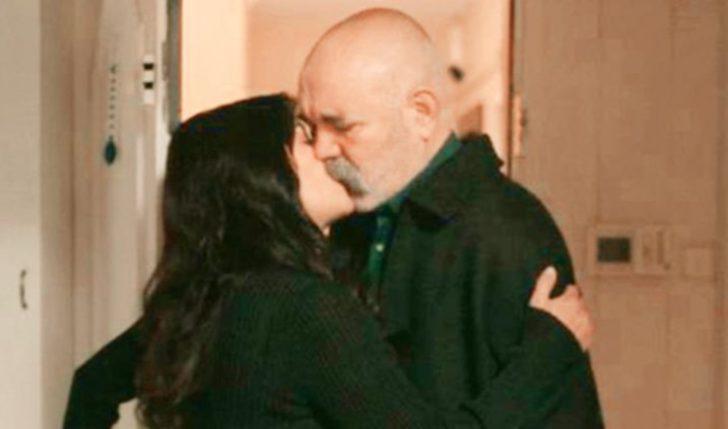 Çukur'un Meliha'sı Şenay Gürler'den öpüşme açıklaması