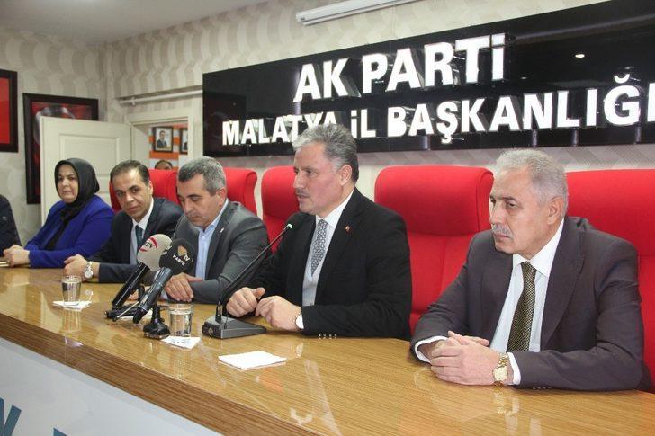 Milletvekili Çakır halk günü toplantısı yaptı
