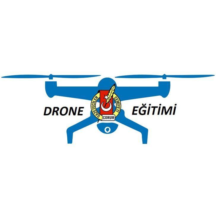 Çorumlu gazeteciler drone eğitimi alacak