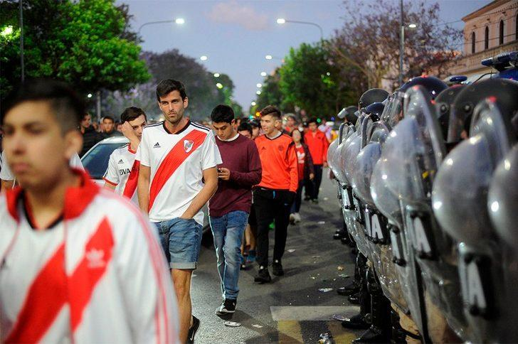 Libertadores Kupası'na yoğun güvenlik önlemi