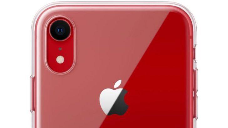 iPhone Xr için Apple imzalı kılıf!