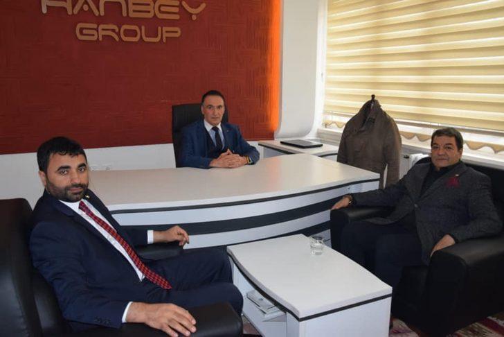 Milletvekili Fendoğlu, Malatya'da ziyaretler gerçekleştirdi