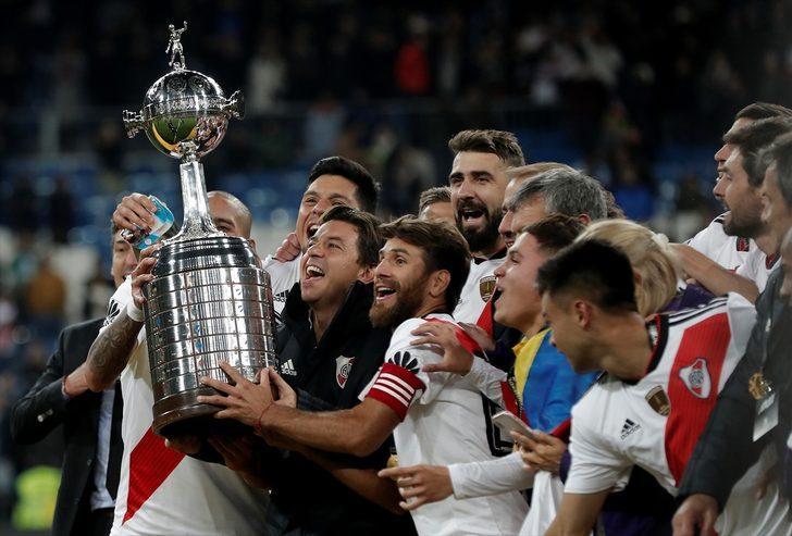 Tarihi finalde River Plate'den geri dönüş!