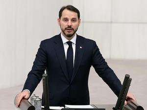 Bakan Albayrak 2019 bütçe sunumunu yaptı