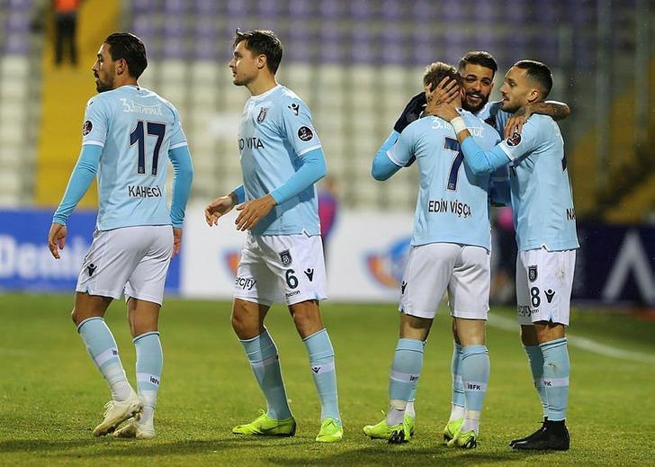 Ankaragücü 0 - 1 Başakşehir