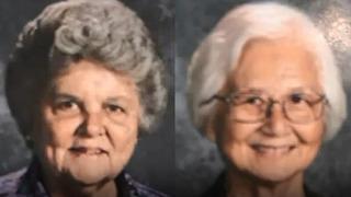 Bu iki rahibenin melek gibi göründüklerine bakmayın!