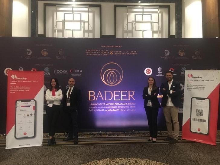 Ortadoğu'nun en yenilikçi ödeme metodu Türkiye'de geliştiriliyor