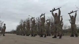 Bedelli askerlerin videosu paylaşıldı