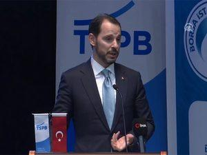 Albayrak: VDMK ihracı gibi işlemlerin yaygınlaştırılması çalışmaları devam edecek