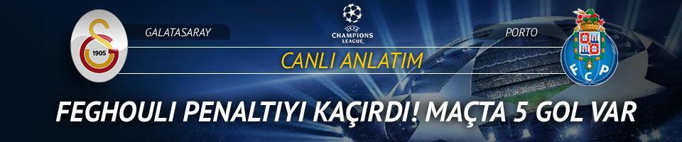 Galatasaray - Porto | CANLI YAYIN