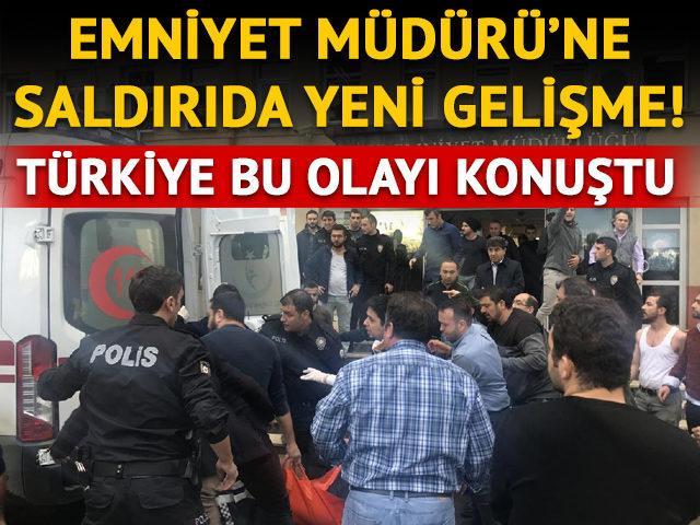 Rize Emniyet Müdürü'nü şehit eden polis İsmail Hakkı Sarıcaoğlu tutuklandı