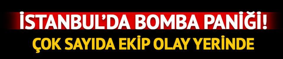 İstanbul'da bomba bulundu! Ekipler olay yerinde