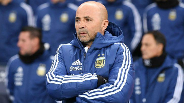 Jorge Sampaoli Santos'un yeni teknik direktörü oldu