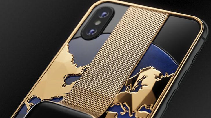 Caviar'dan dünyanın en ilginç iPhone Xs Max'i!