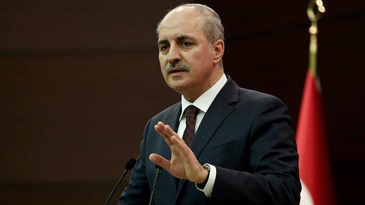 AK Parti Genel Başkanvekili Kurtulmuş'tan erken seçim açıklaması