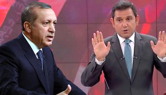 Fatih Portakal'dan Cumhurbaşkanı Erdoğan'ın sözlerine yanıt