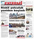 Evrensel  Gazetesi oku