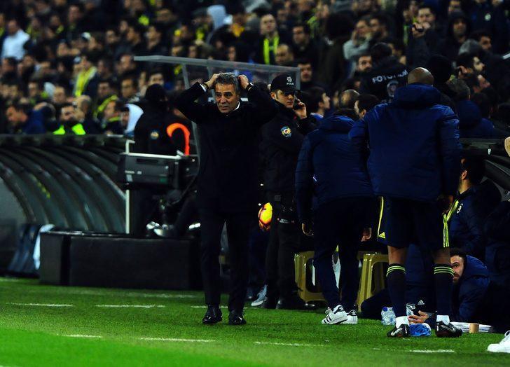 Fenerbahçe 2 - 2 Büyükşehir Belediye Erzurumspor (Spor Toto Süper Lig puan durumu)