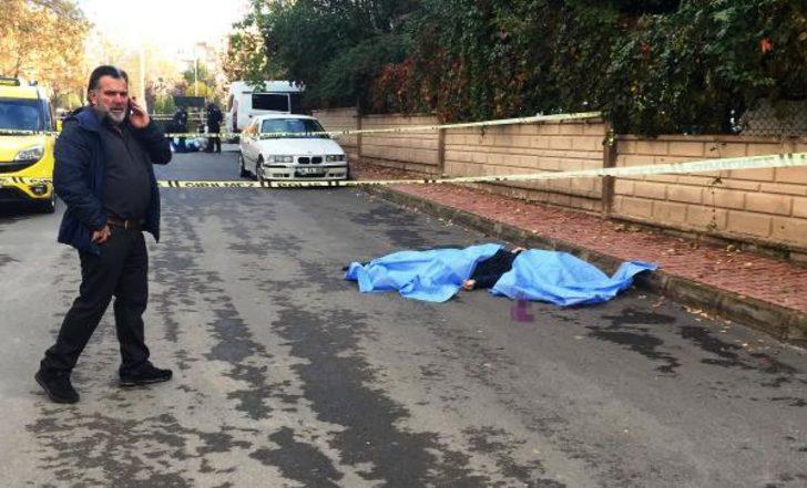 Antalya'da kadın cinayeti! Sokak ortasında dehşet saçtı
