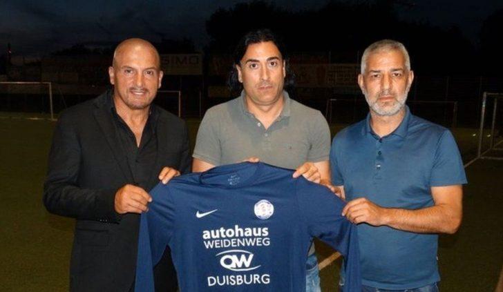 Erhan Albayrak ve Cem Karaca, Duisburg'dan ayrıldı
