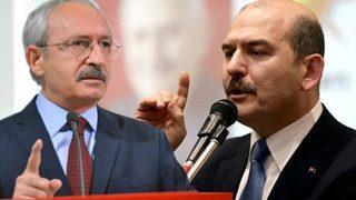 Bakan Soylu'dan Kılıçdaroğlu'na tazminat
