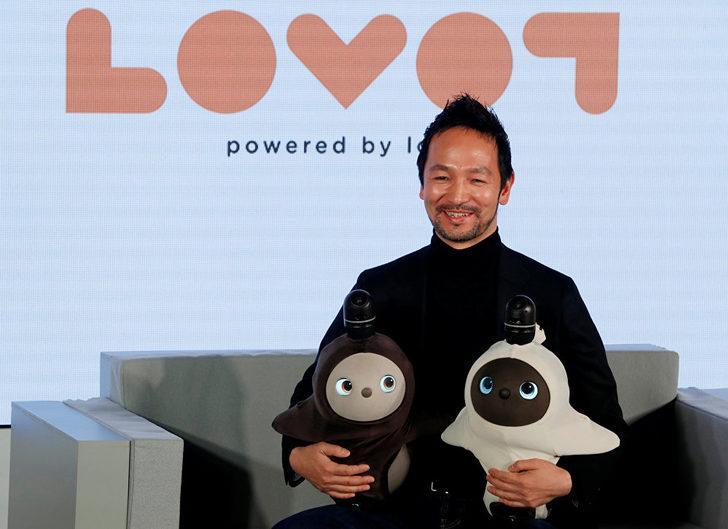 Japonyada yapay zekalı sevgi robotu üretildi 61