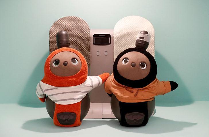 Japonyada yapay zekalı sevgi robotu üretildi 11