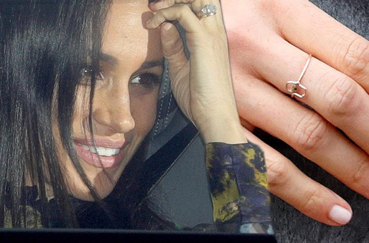 Kraliyet gelinlerinin Türk tutkusu! Önce 'Fatıma Ana Eli' yüzüğü, şimdi ise...