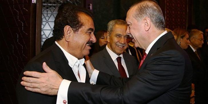 Ünlü türkücü İbrahim Tatlıses AK Parti'ye üye oldu