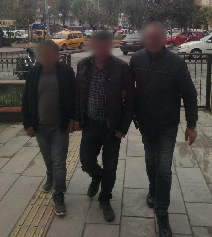 Kuşadası'nda insan kaçakçılığına 2 tutuklama