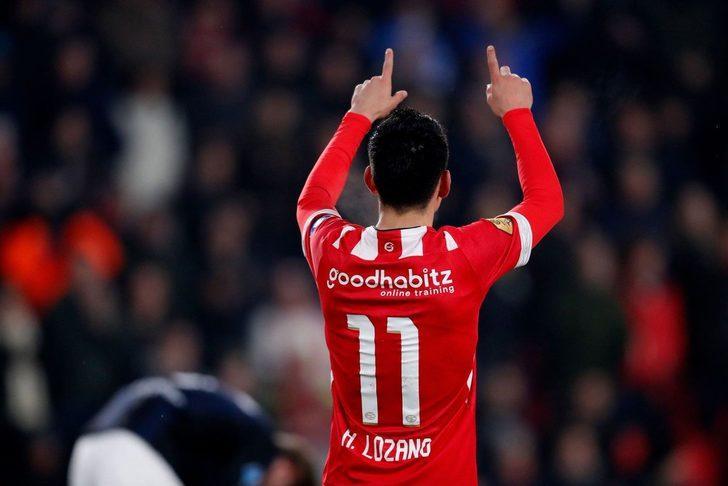 Hirving Lozano (PSV)