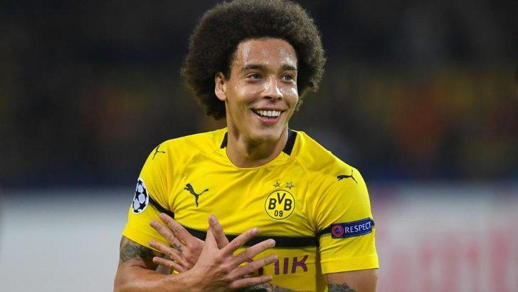 96- Axel Witsel - Borussia Dortmund