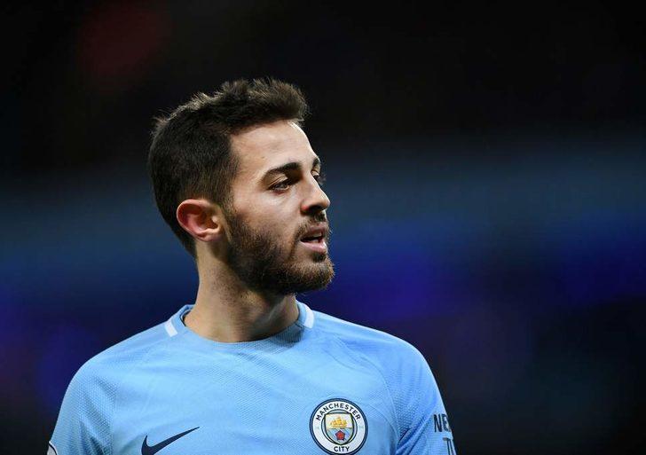 68- Bernardo Silva - Manchester City