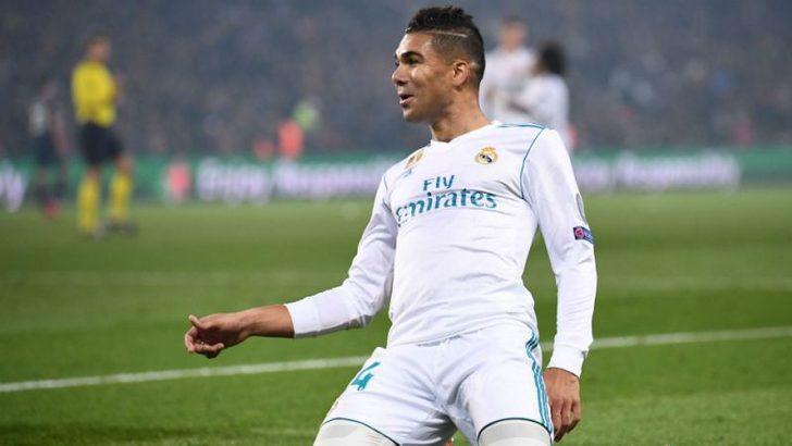 42- Casemiro - Real Madrid