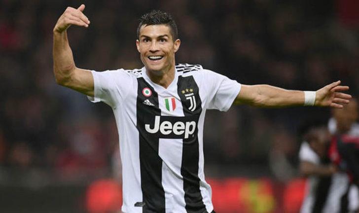2- Cristiano Ronaldo - Juventus