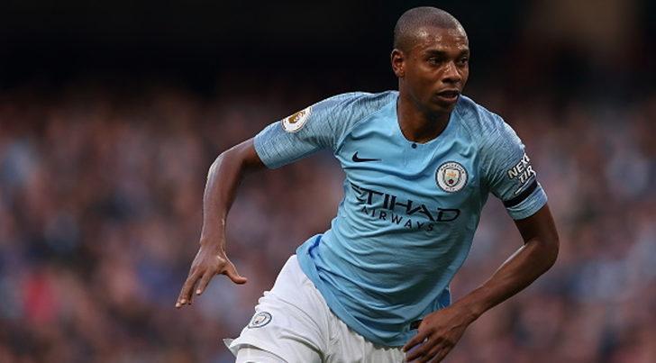 63- Fernandinho - Manchester City